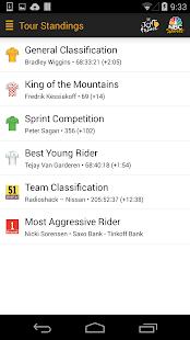 NBC Sports Tour de France Live - screenshot thumbnail
