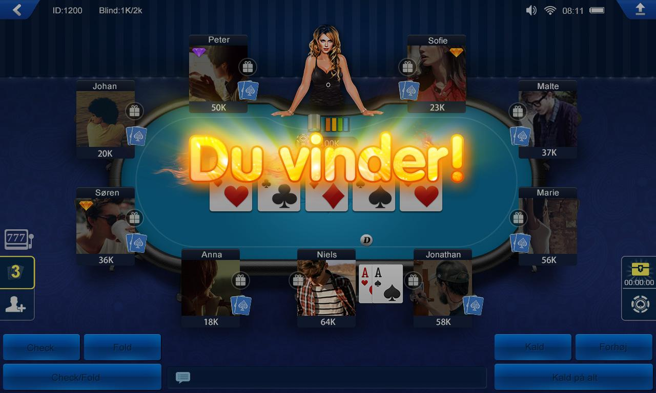 Poker hd texas