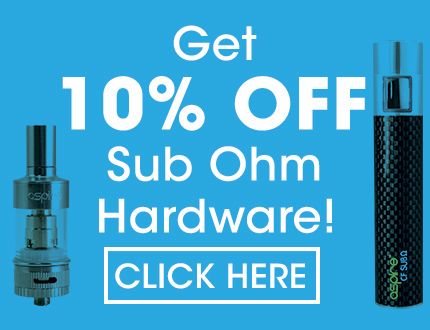 The Vaper`s Guide to Voltage, Watts & Ohms (Plus Discount)