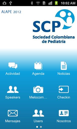 Sociedad Colombiana Pediatría