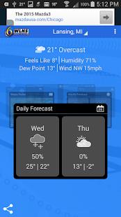 StormTracker 6 - Weather First - screenshot thumbnail