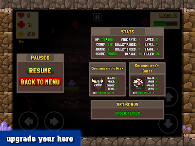 Rogue Heroes v1.1 (Unlimited Gold)