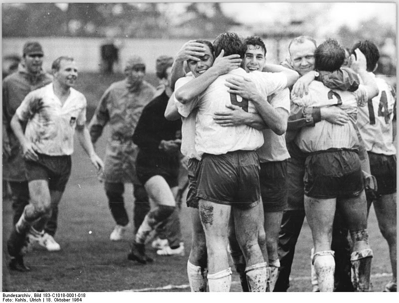 Olympische Spiele 1964 German Federal Archives Google Arts Culture