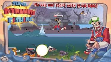 Super Dynamite Fishing Premium v1.2.4