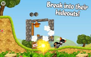 Screenshot of Flying Fox