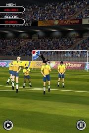 Flick Soccer! Screenshot 4