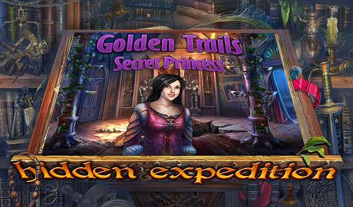 Hidden Object Secret Princess