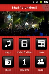Shufflejunkies® - screenshot thumbnail