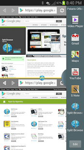 Split Browser Trial- screenshot thumbnail