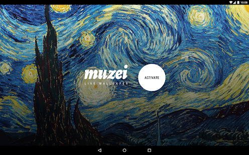 Muzei Live Wallpaper- screenshot thumbnail