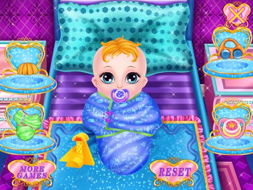 玩休閒App|母亲出生的公主游戏免費|APP試玩