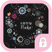 Snow Flake Protector Theme