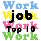 求職十大熱門網站 job hired top 10