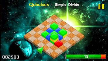 Screenshot of Qubulous