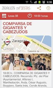 Zaragoza DeFiestas - screenshot thumbnail