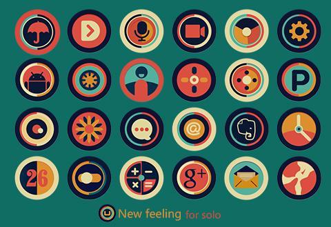 免費下載個人化APP|New Feeling Solo Theme app開箱文|APP開箱王