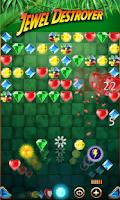 Screenshot of Jewel Destroyer