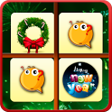 XMas and New Year Puzzle game icon