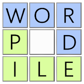 WordPile - Word Search Evolved