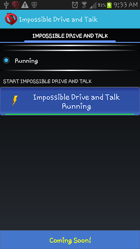Impossible Talk and Drive FREE