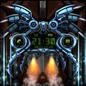 SpaceWar GO Locker Theme icon