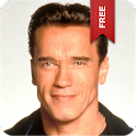 Arnold Schwarzenegger LWP Free logo