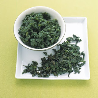 Italian Sauteed Kale.