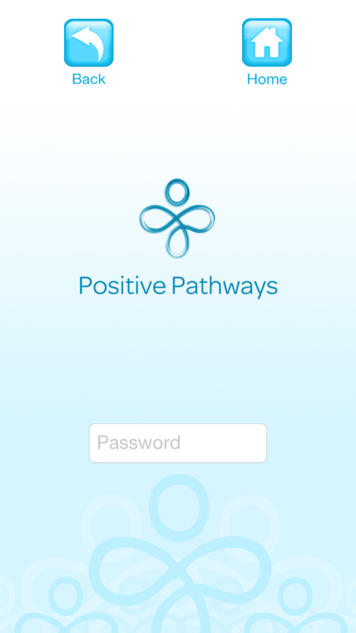 Positive Pathways- screenshot
