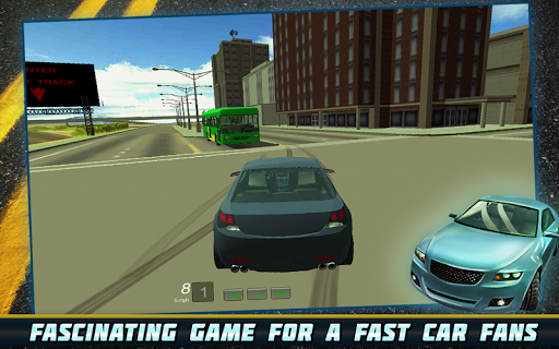 Fast City Driving 2016