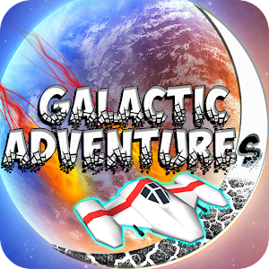 Space Galactic Adventure 3D 街機 LOGO-阿達玩APP