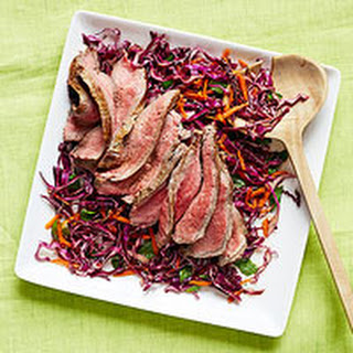 Asian Steak Salad.