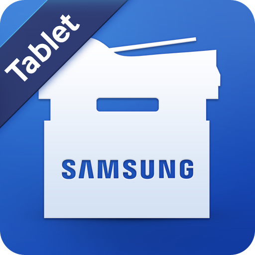 Printing Catalog for Tablet Icon