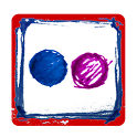 Flickr Viewer HD icon