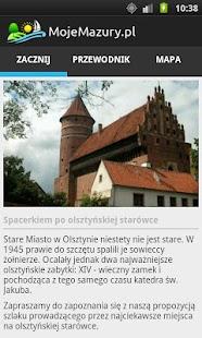 Olsztyn - Stare miasto- screenshot thumbnail