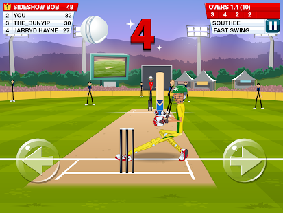 Stick Cricket 2 Screenshot 8