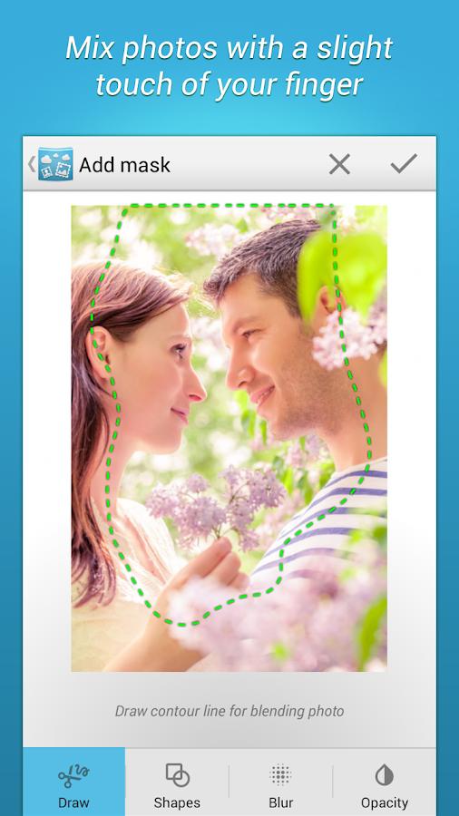 Blend Collage PRO - screenshot