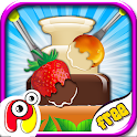 Dessert Fondue Maker - Cooking icon