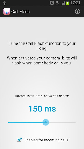 Call Flash