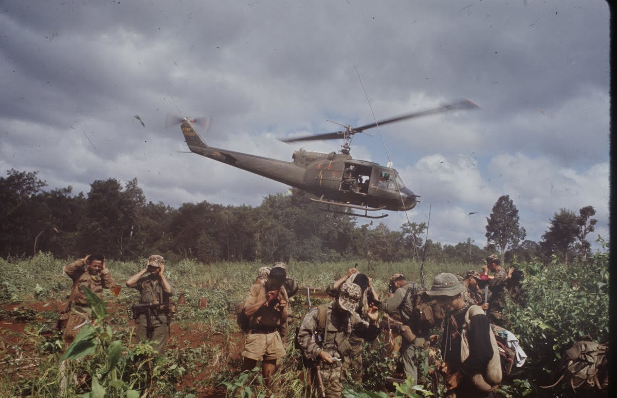 Special Forces In South Vietnam