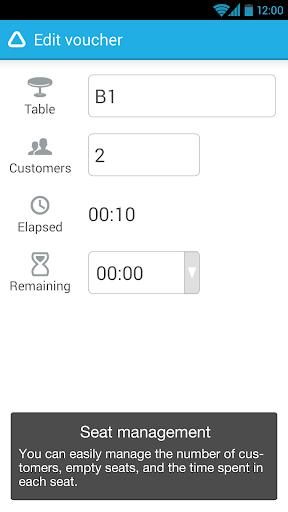 AirREGI Handheld Ordering