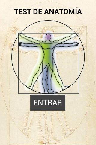 Test de Anatomía