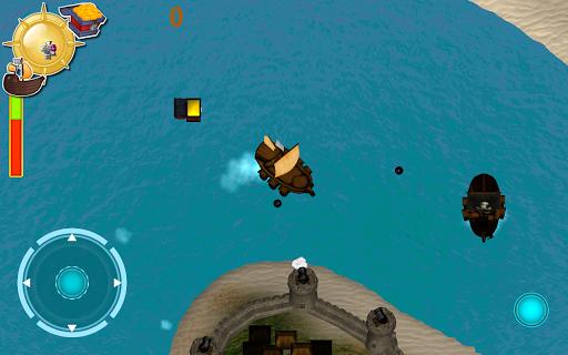 Pirate Battlte War Ship