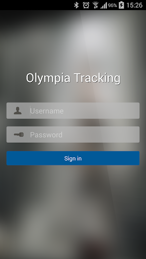 Olympia Tracking