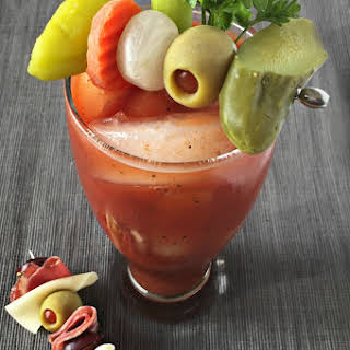 Bloody Mary Without Tomato Juice Recipes.