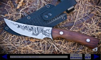 Screenshot of Collection of Russian Knives