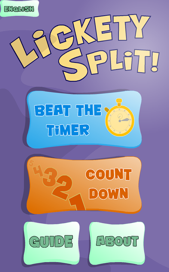 Lickety Split Lite - screenshot