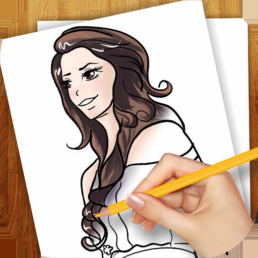 图:动漫名人 家庭片 App LOGO-APP試玩