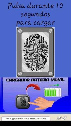 【免費娛樂App】Cargador batería táctil broma-APP點子