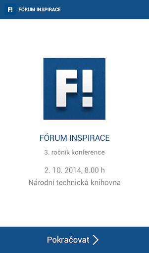 Fórum INSPIRACE