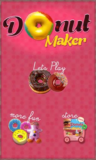 Donut Maker 2
